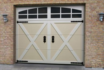 Sectional garage doors (6)